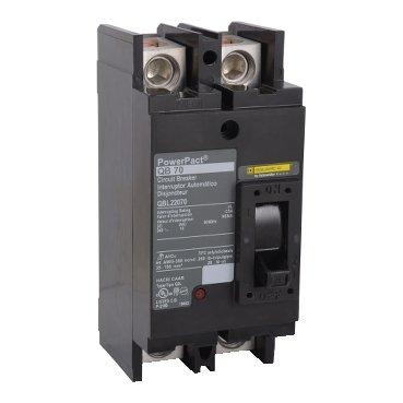 Interruptor Termomagnético QBL22250