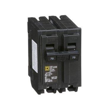 Interruptor Termomagnético HOM270