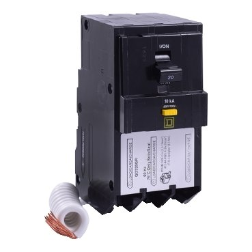 Interruptor Termomagnético QO320GFI