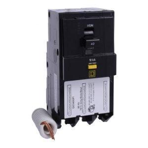 Interruptor Termomagnético QO340GFI