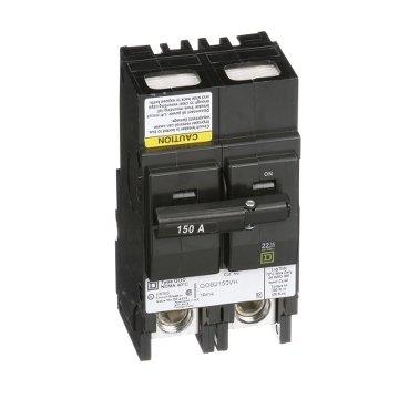Interruptor Termomagnético QOB2150VH