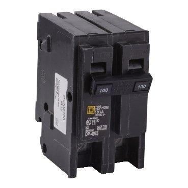 Interruptor Termomagnético HOM2100