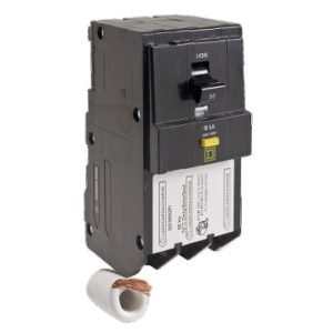 Interruptor Termomagnético QO350GFI