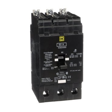 Interruptor Termomagnético EDB34060