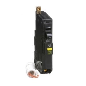 Interruptor Termomagnético QOB120GFI
