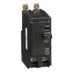 Interruptor Termomagnético QOB2125