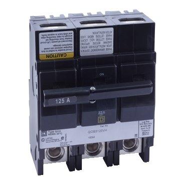 Interruptor Termomagnético QOB3125VH