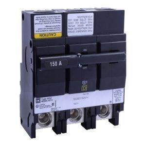 Interruptor Termomagnético QOB3150VH