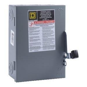 Interruptor DU322