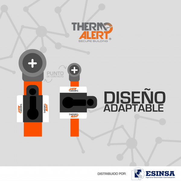 Diseño Adaptable de ThermoAlert