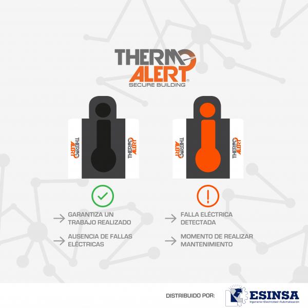 Detección de Falla Eléctrica con ThermoAlert